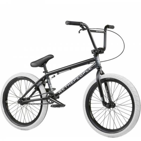 Wethepeople Nova 2021 20 Matt Black BMX Bike